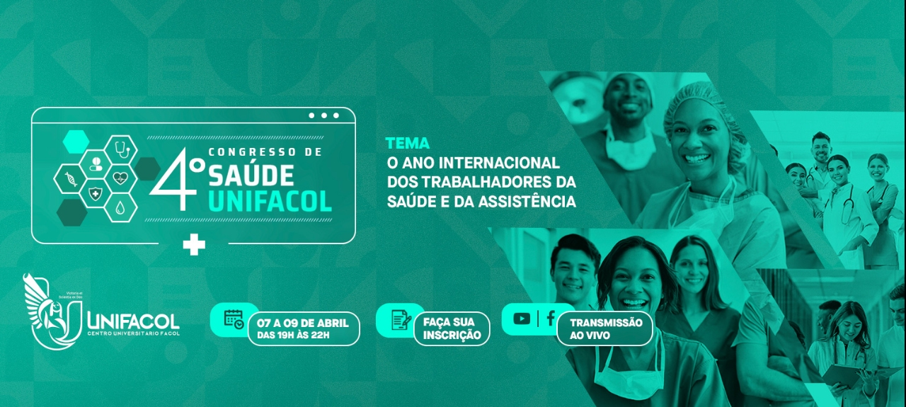 IV CONGRESSO DE SAÚDE UNIFACOL