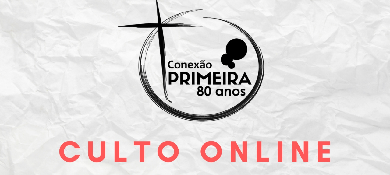 07/03 - Culto Dominical - 10h30
