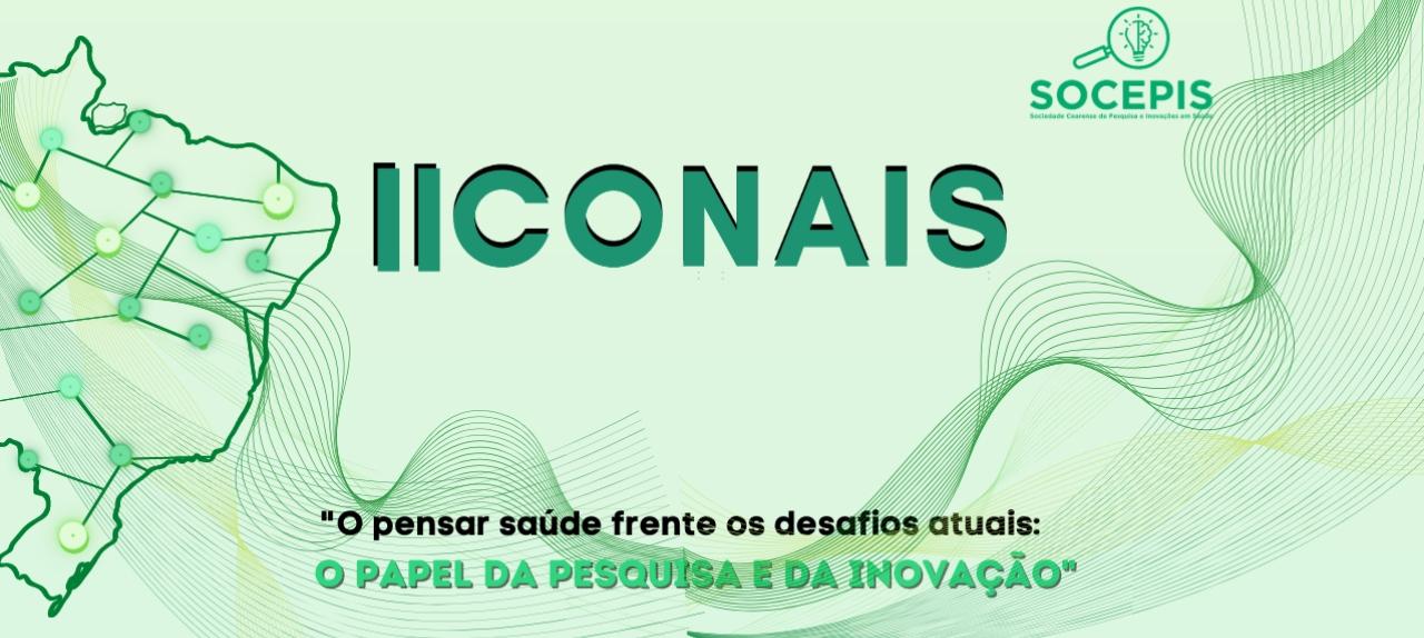 II Congresso Nacional de Inovações em Saúde (CONAIS)
