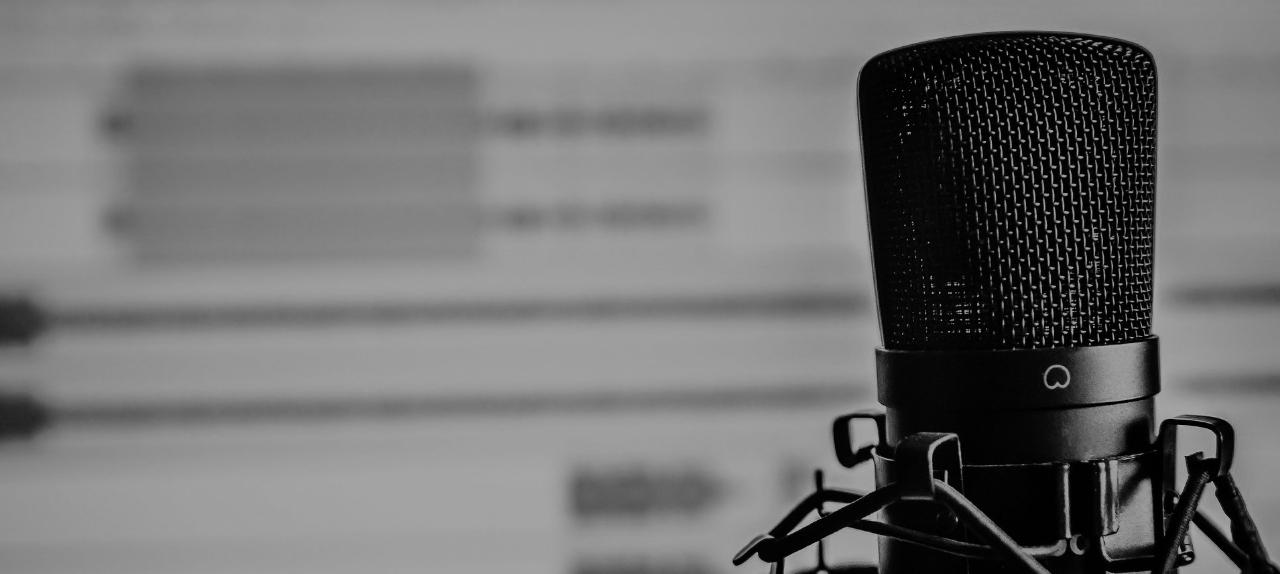Podcast - Conteúdos, desafios e perspectivas
