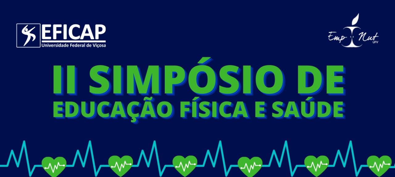 II Simpósio de Educação Física e Saúde
