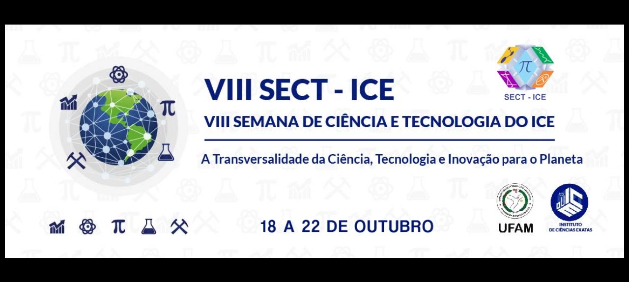 VIII SEMANA DE CIÊNCIA E TECNOLOGIA DO ICE
