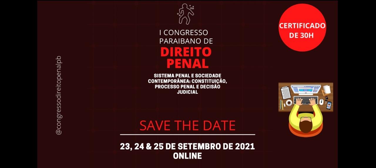 Congresso Paraibano de Direito Penal