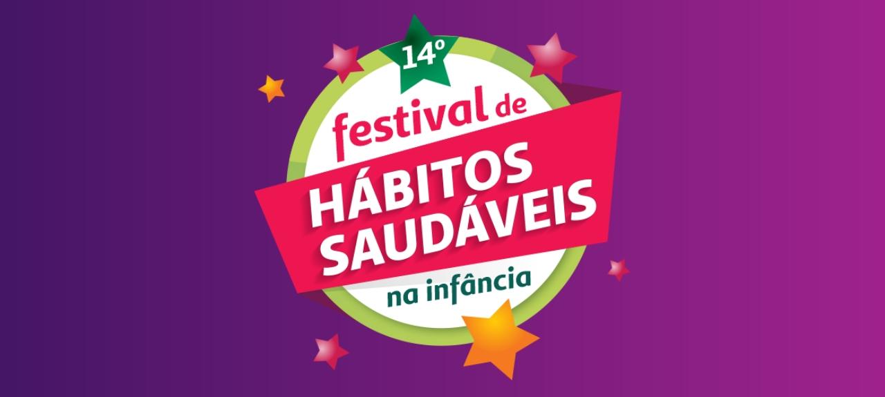 14º Festival de Hábitos Saudáveis na Infância