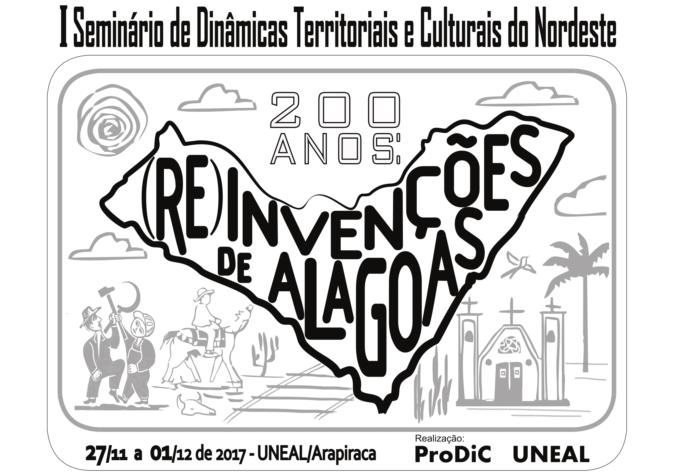 I Seminário de Dinâmicas Territoriais e Culturais do Nordeste -