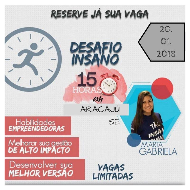 Desafio Insano - Aracaju