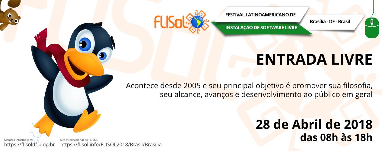 FLISOL-DF 2018