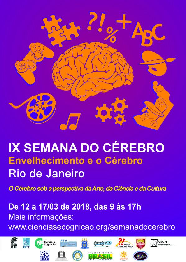 IX Semana do Cérebro - Inscrição de Escolas e grupos