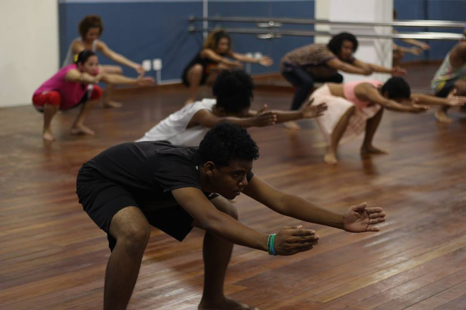Workshop de  Danças Afro Brasileiras