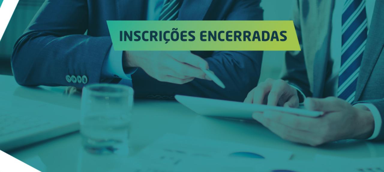 """Seminário """"GESTÃO DE RISCOS E CONTROLE INTERNO COMO INSTRUMENTO DE GOVERNANÇA"""""""