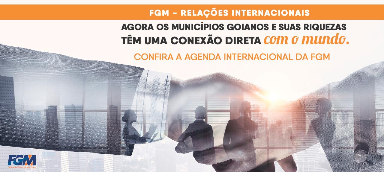 Agenda Internacional FGM - Embaixador de Bangladesh no Brasil