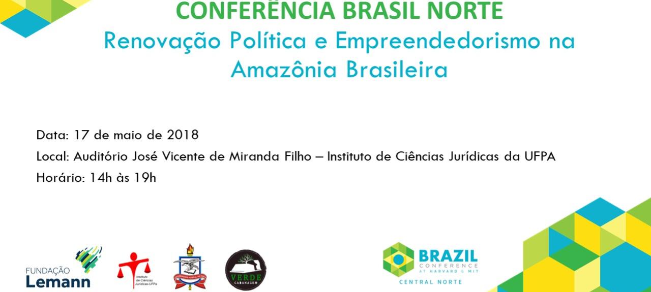 CONFERÊNCIA BRASIL NORTE