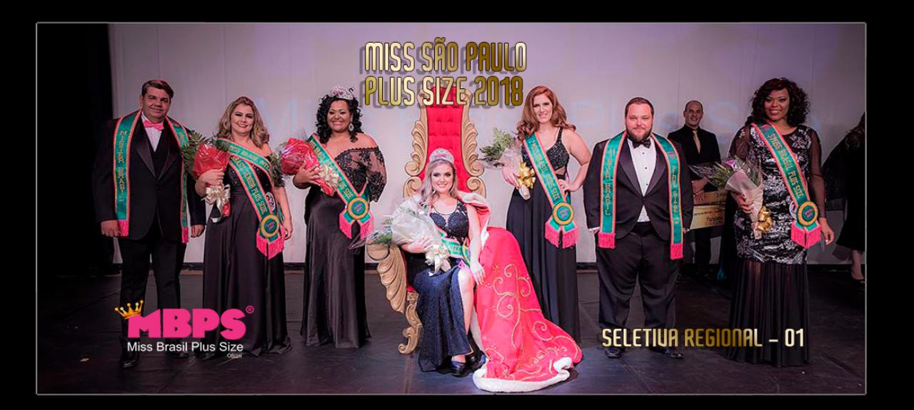 Miss São Paulo Plus Size