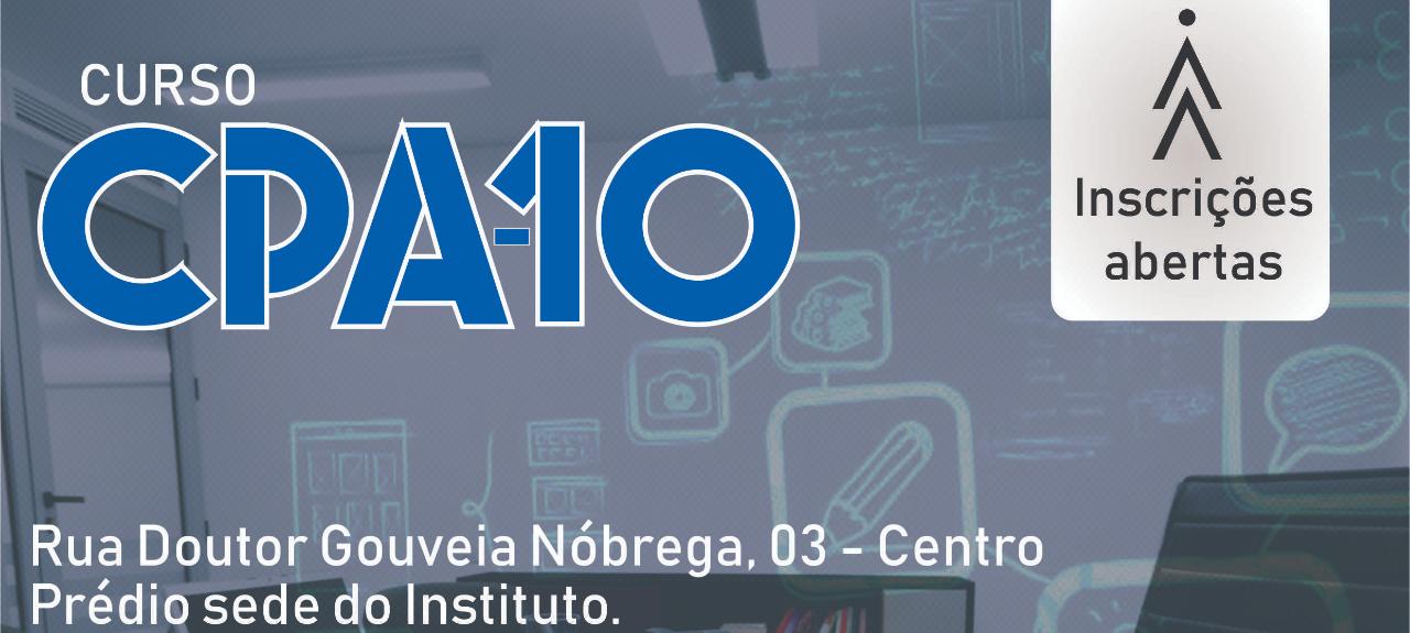 Curso Preparatório CPA 10 (Certificação Profissional ANBIMA - Série 10) - IPSOL