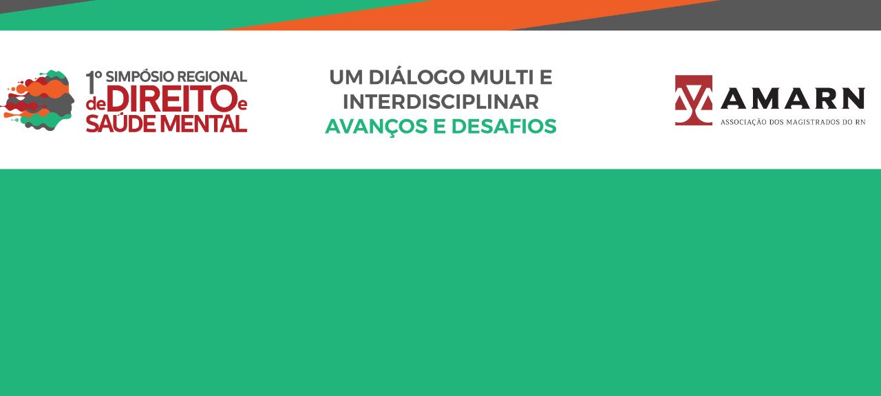 I SIMPÓSIO REGIONAL DE DIREITO E SAÚDE MENTAL