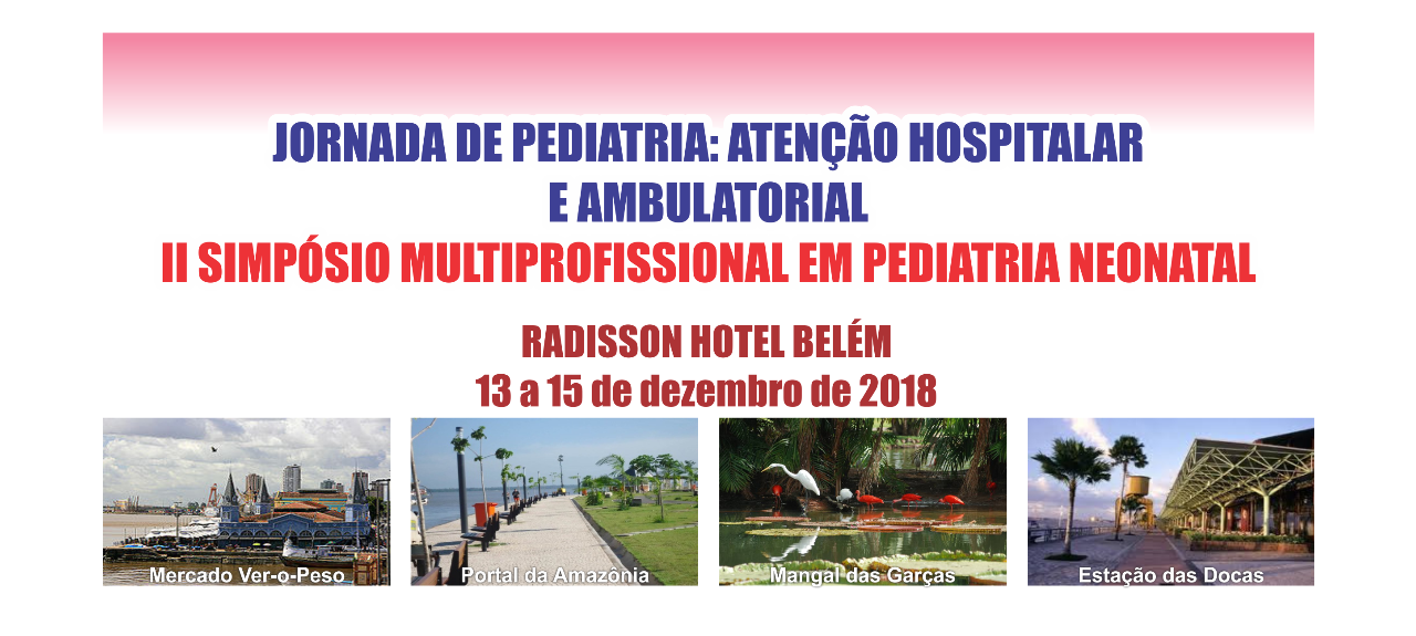 Jornada de Pediatria : Atenção Hospitalar e Ambulatorial