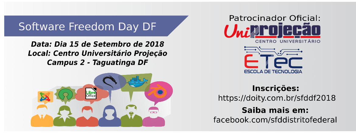 Software Freedom Day DF 2018