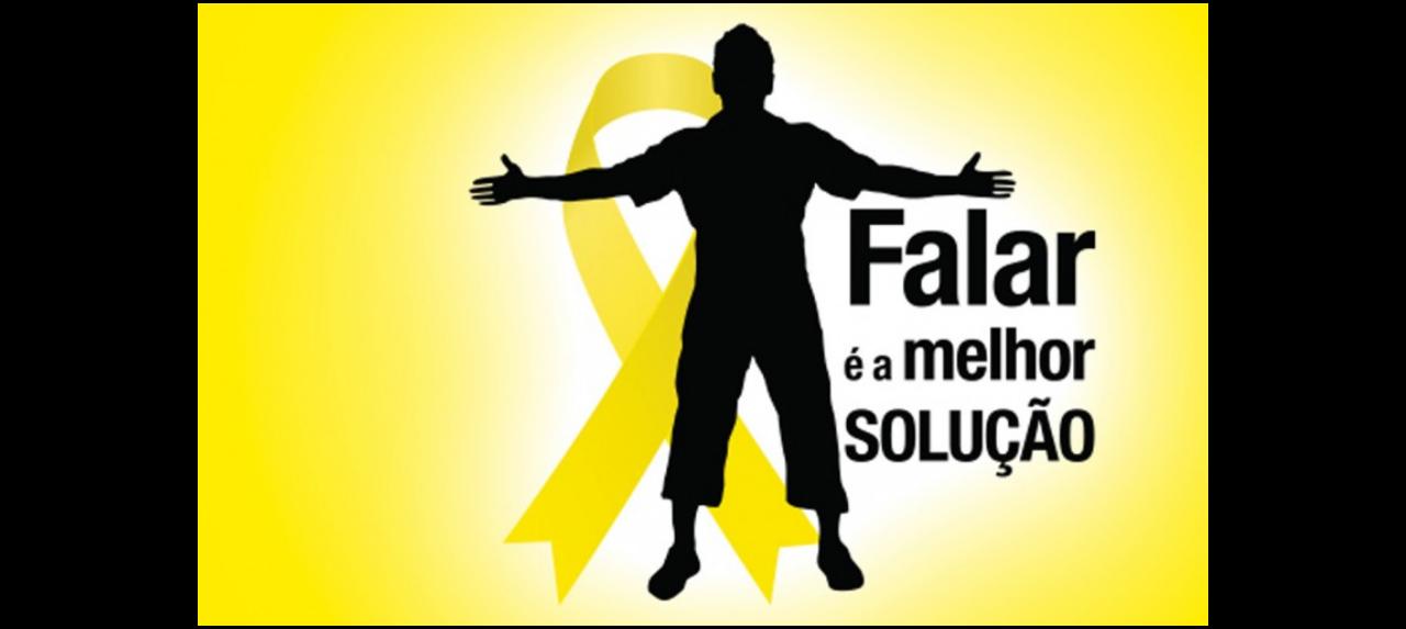 MESA REDONDA: PREVENÇÃO DO SUICÍDIO - Falar é a melhor solução