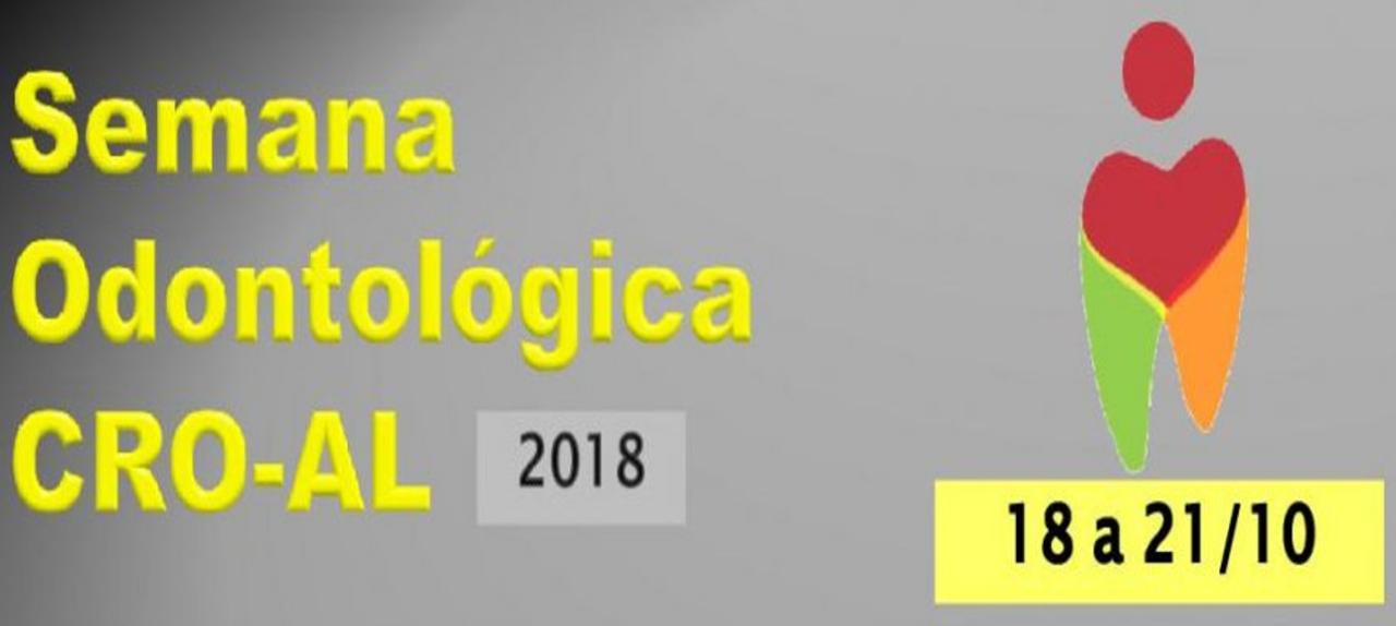 Semana Odontológica CRO-AL 2018