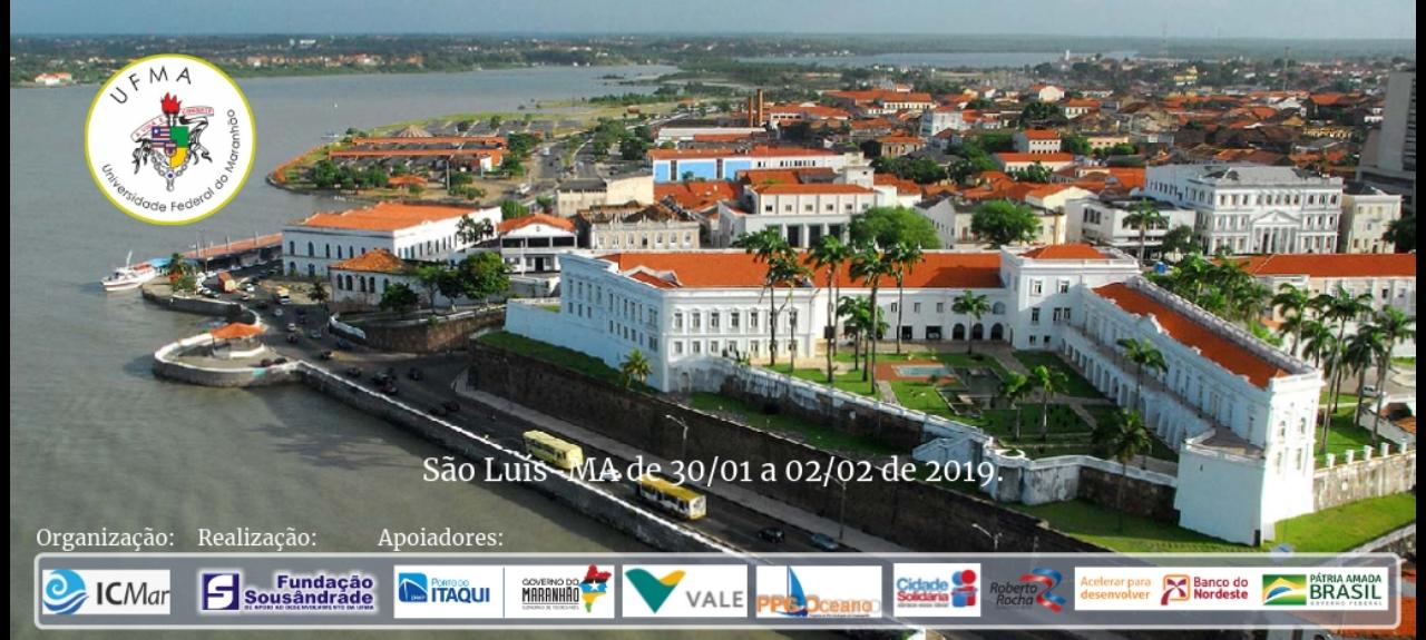 I Simpósio de Ciências do Mar - ICMar/UFMA