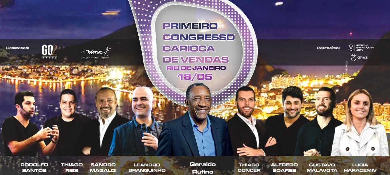 1º Congresso Carioca de Vendas