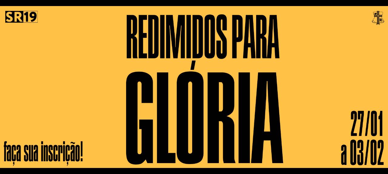 SEMANA DA RESTAURAÇÃO 2019