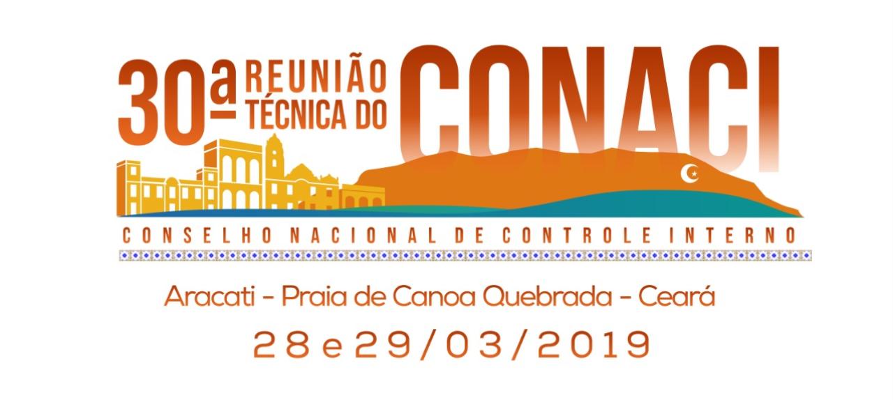 30ª REUNIÃO TÉCNICA DO CONACI