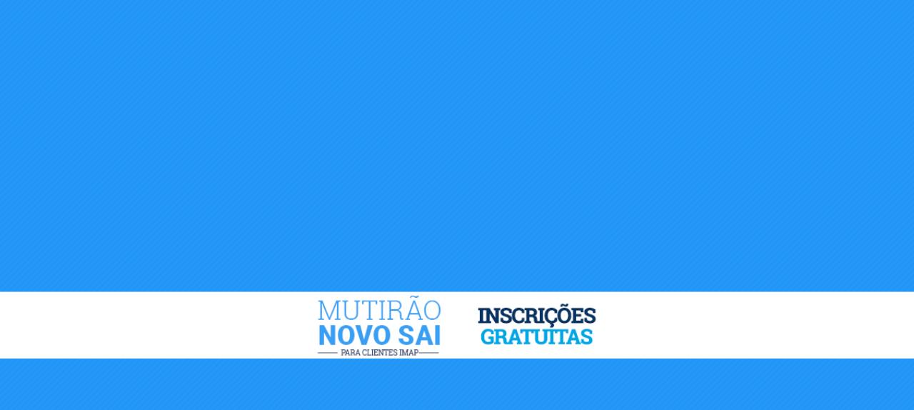 MUTIRÃO - NOVO SAI