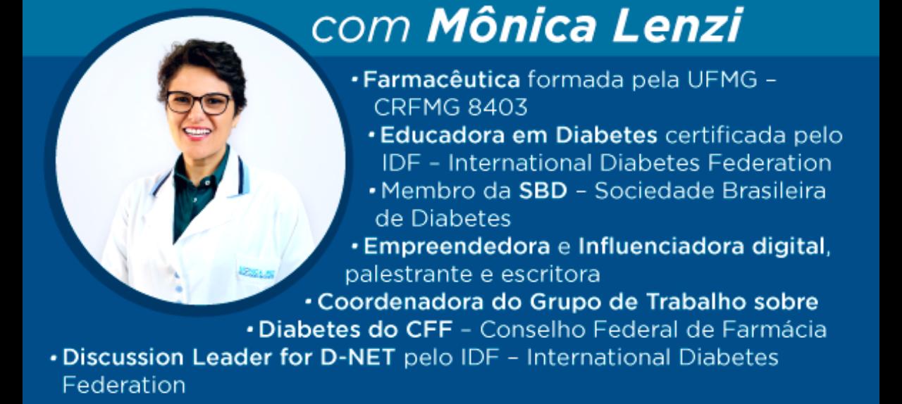 Paciente Diabético na Farmácia - Da avaliação ao acompanhamento
