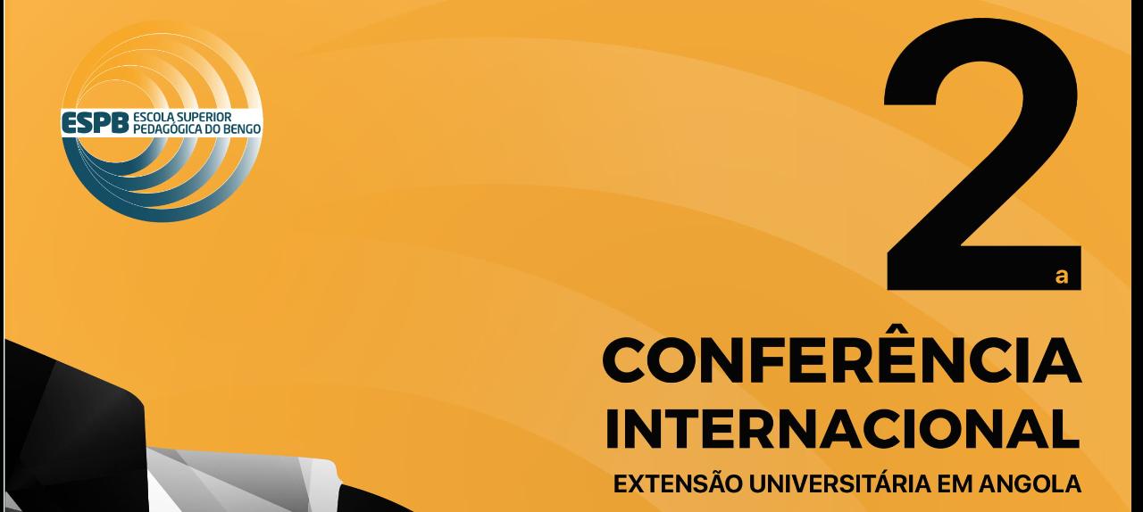 2.ª Conferência Internacional de Extensão Universitária em Angola
