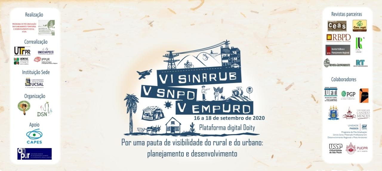 VI SINARUB / V SNPD / V EMPURD
