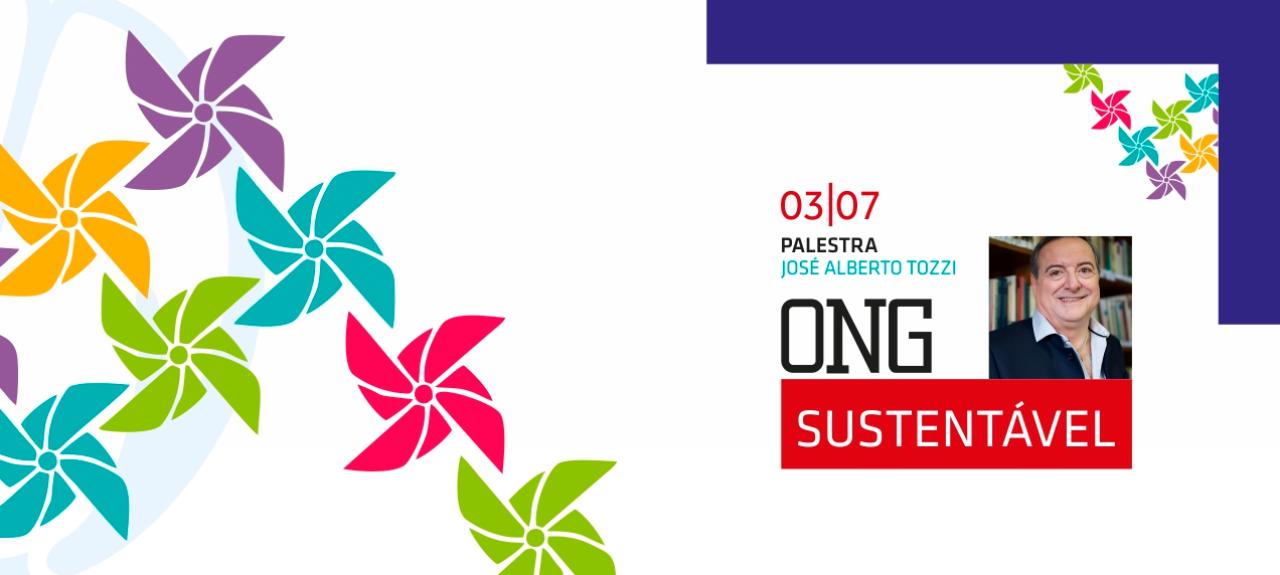 Palestra: ONG Sustentável