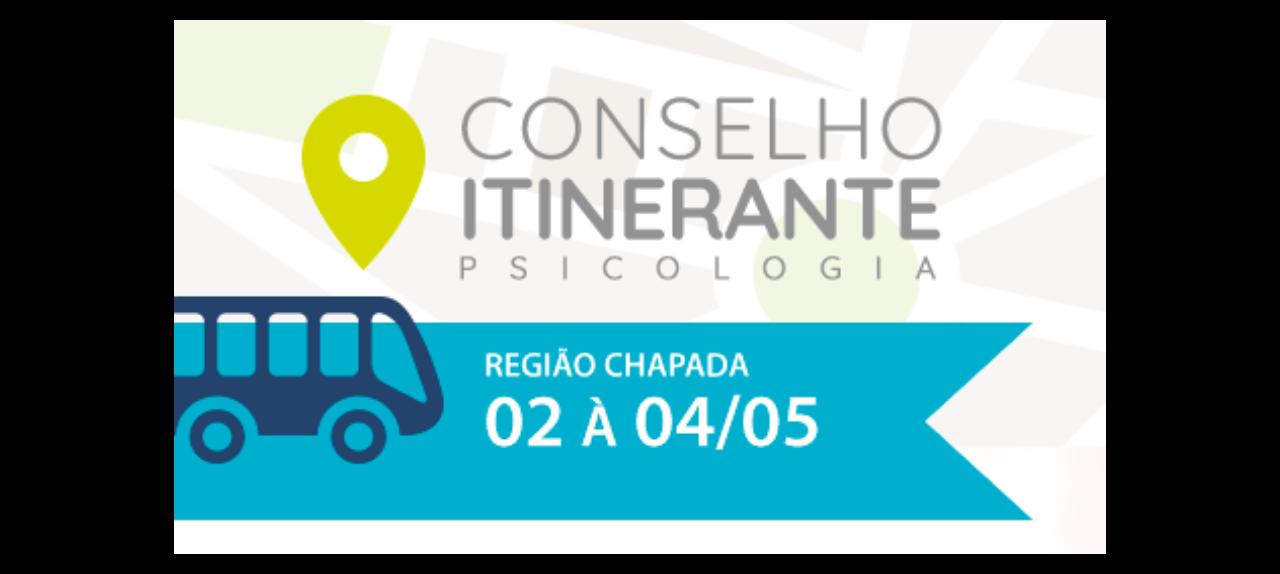 CONSELHO ITINERANTE PSICOLOGIA -  SEABRA