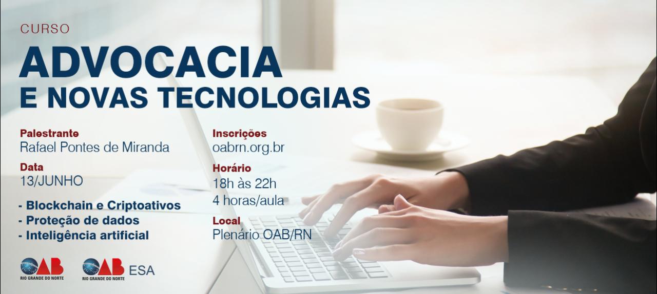 ADVOCACIA E NOVAS TECNOLOGIAS