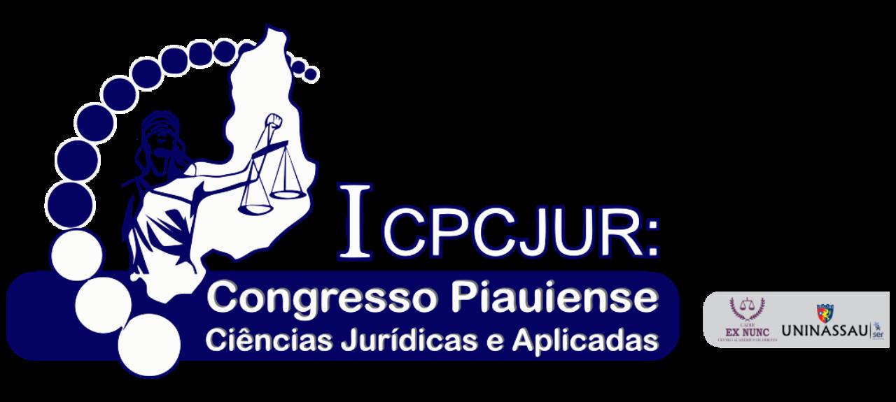 I Congresso Piauiense de Ciências Jurídicas e Aplicadas