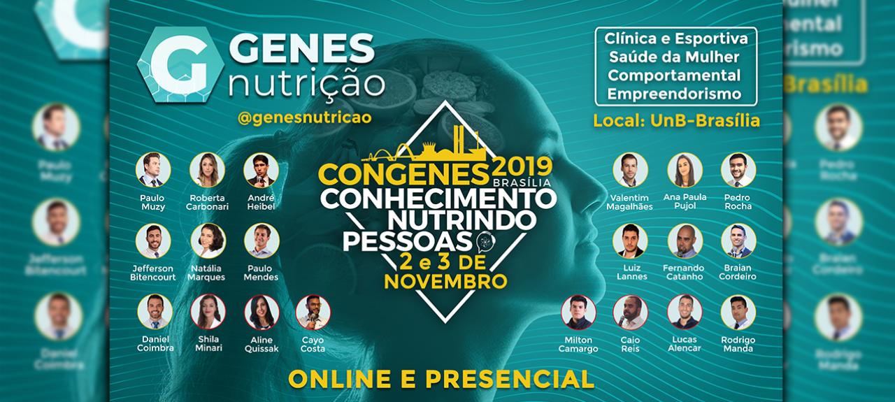 CONGENES 2019