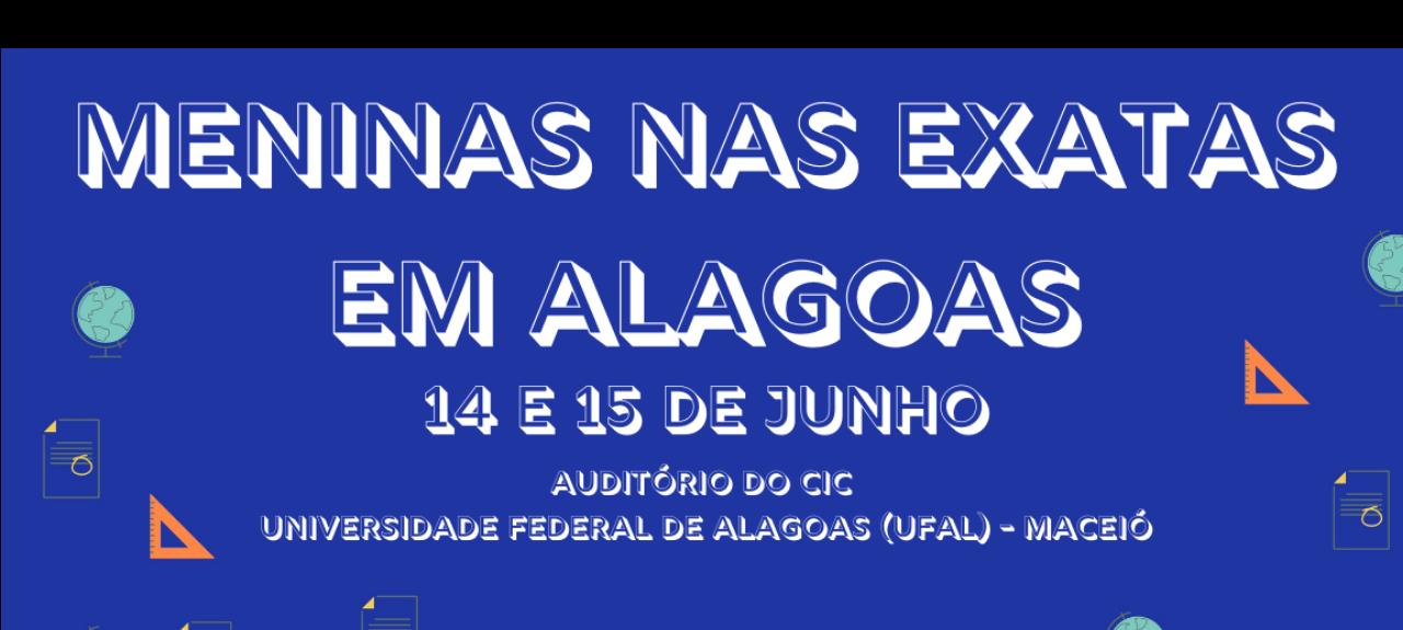 Meninas nas Exatas em Alagoas