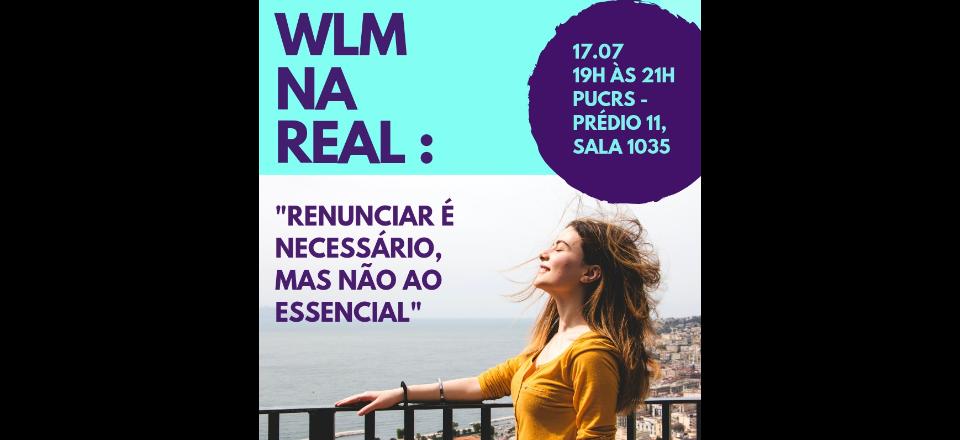 WLM Na Real: