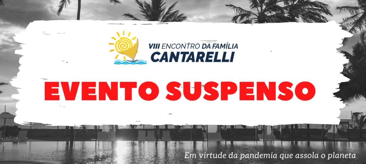 VIII Encontro Da Família Cantarelli