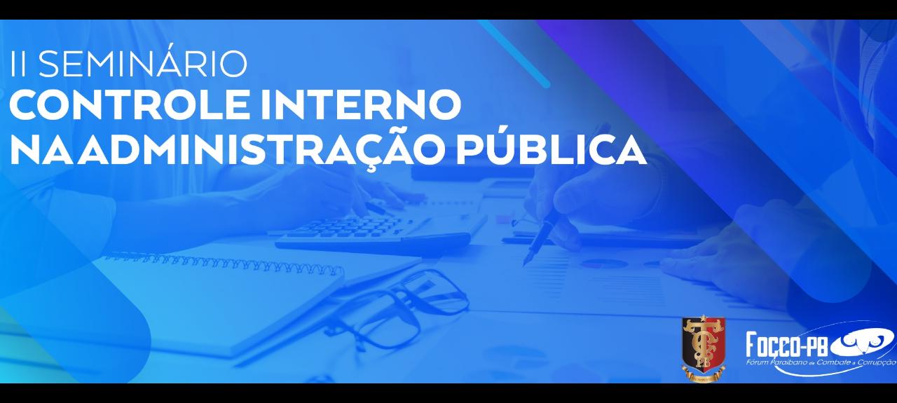 OFICINA 4- (TCE e TCU): Acompanhamento efetivo das Prestações de Contas Anuais e de Convênios Estaduais/Federais pela Unidades de Controle Interno dos municípios - Flávio Gondim (Coordenador de Controle Interno do TCE/PB) e Jocelino Júnior (