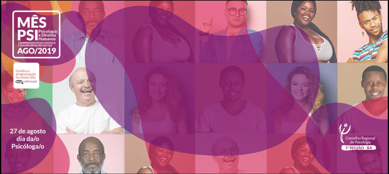 Mês Psi Ilhéus 2019 - Roda de Conversa: Os Direitos Humanos e a Psicologia da Educação