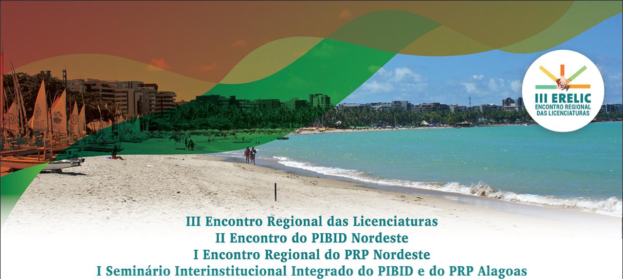III Encontro Regional das Licenciaturas do Nordeste