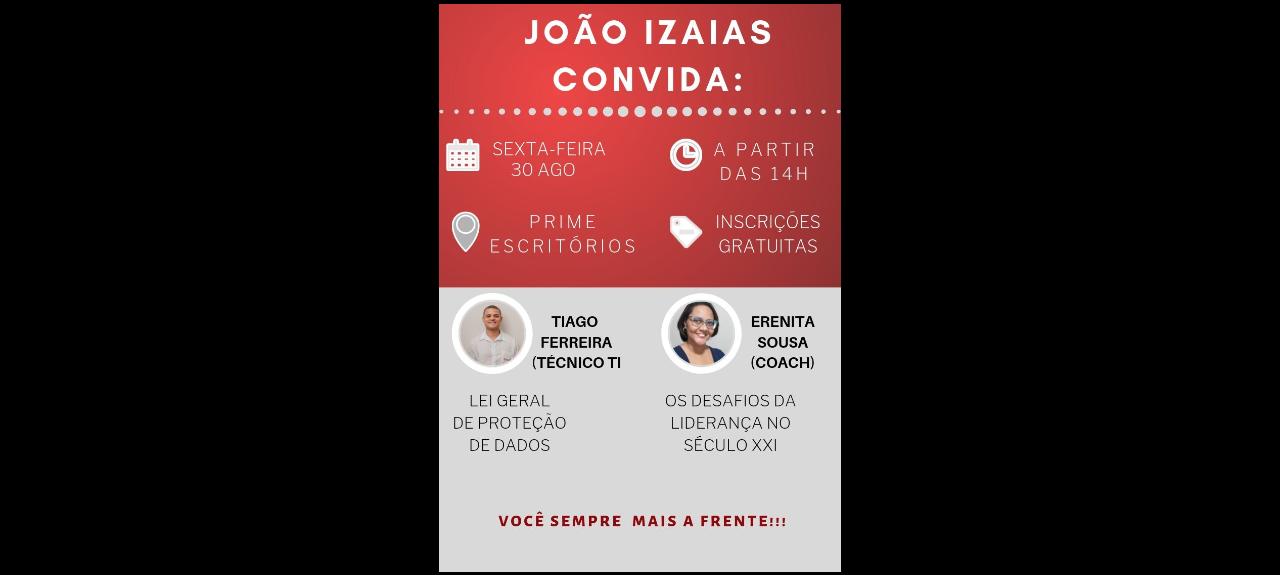 João Izaias Convida