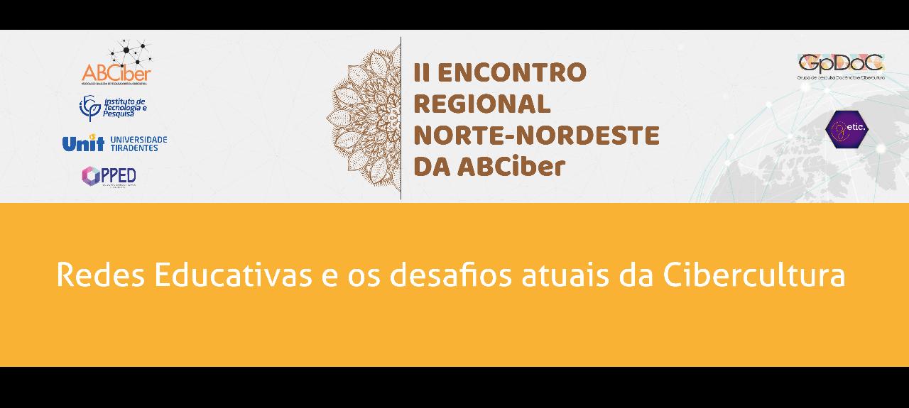 II Encontro Regional Norte-Nordeste da Abciber