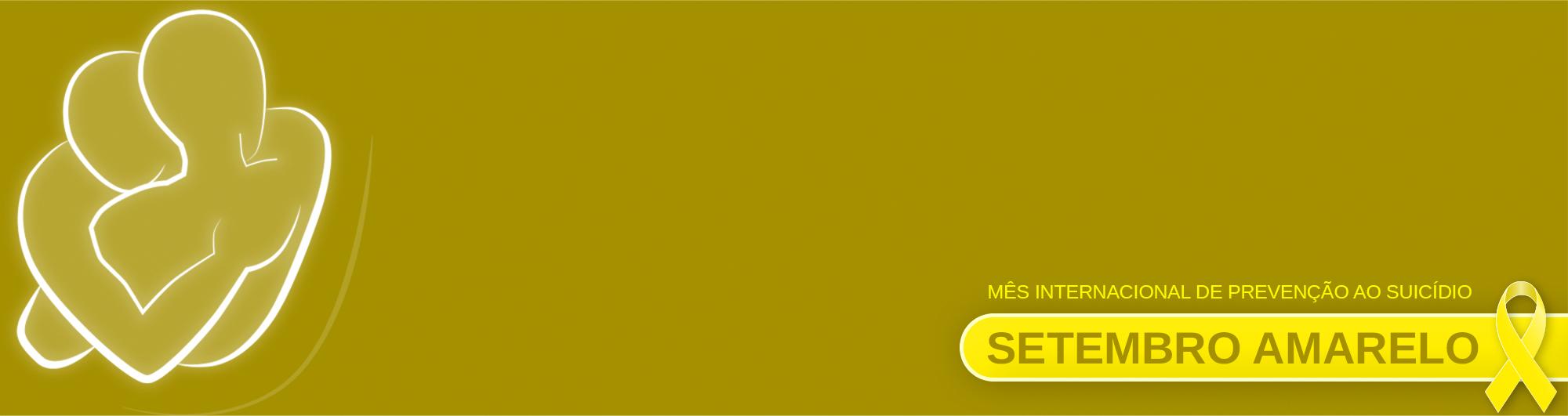 Setembro Amarelo - A UFRJ pela vida!