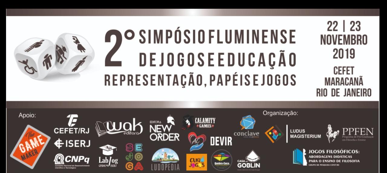 II Simpósio Fluminense de Jogos e Educação