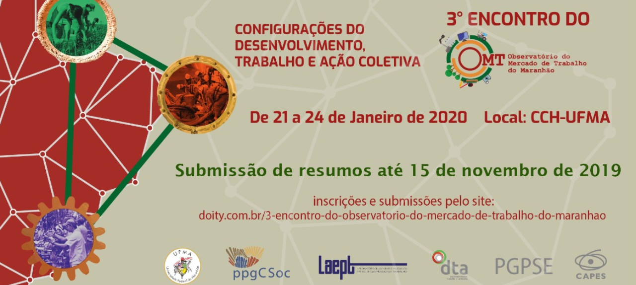 3º Encontro do Observatório do Mercado de Trabalho do Maranhão