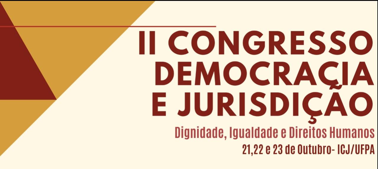 II Congresso Democracia e Jurisdição