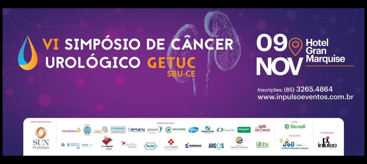 VI Simpósio de Câncer Urológico