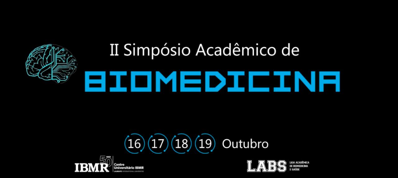 II Simpósio Acadêmico de Biomedicina - IBMR